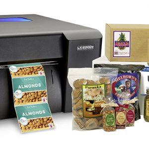 digital label printer