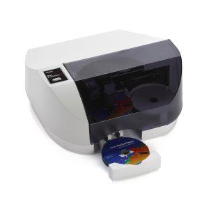 Ρομποτικό σύστημα εκτύπωσης cd, dvd, bluray