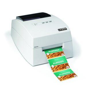 έγχρωμος ψηφιακός εκτυπωτής ρολού ετικετών