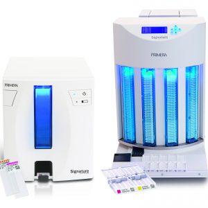 εκτυπωτής μικροβιολογικού εργαστηριού