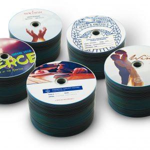 CD, DVD, DL