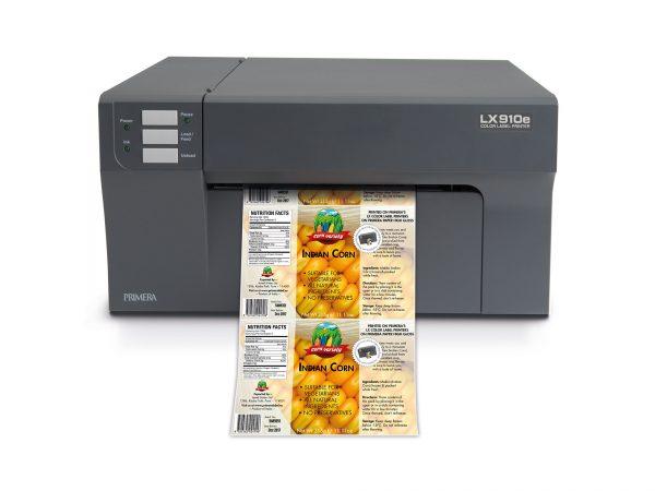 εγχρωμος εκτυπωτής ετικετών LX910e