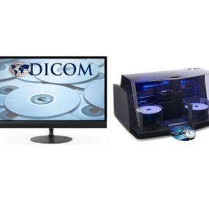 CD & DVD συτήματα ιατρικών εξετάσεων