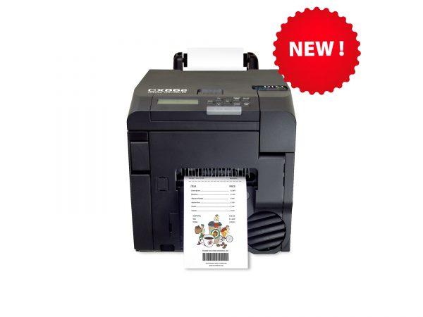 εκτυπωτής καρτών ετικετών